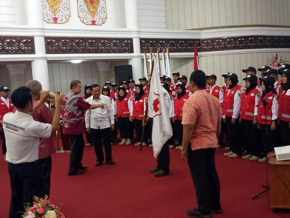 Wagub Nasrul Abit: PMI Sumbar Sudah Baik, Silahkan Dilanjutkan