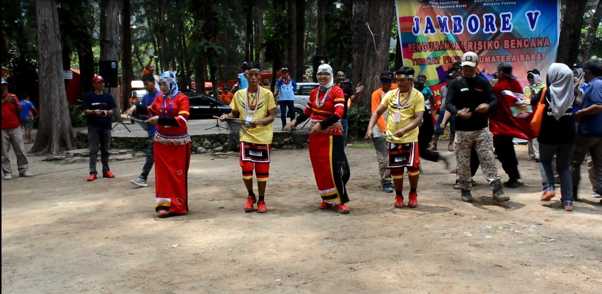 Mentawai raih Juara Umum Jambore PRB V Tingkat Provinsi
