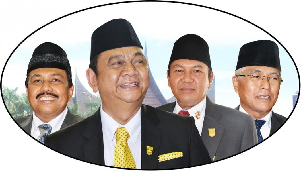 Tutup Masa Sidang, DPRD Sumbar Tetapkan Perubahan RTRW