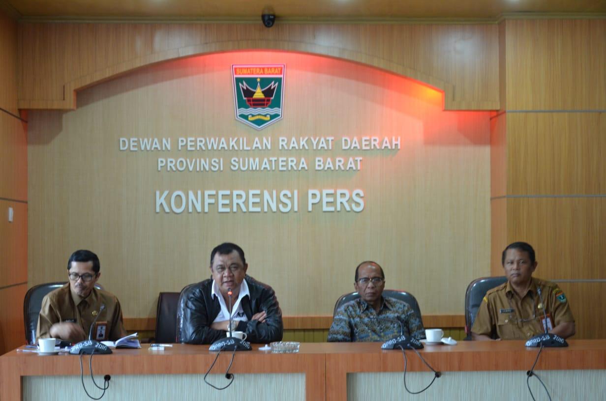 DPRD Tetapkan Lima Komisioner KI.