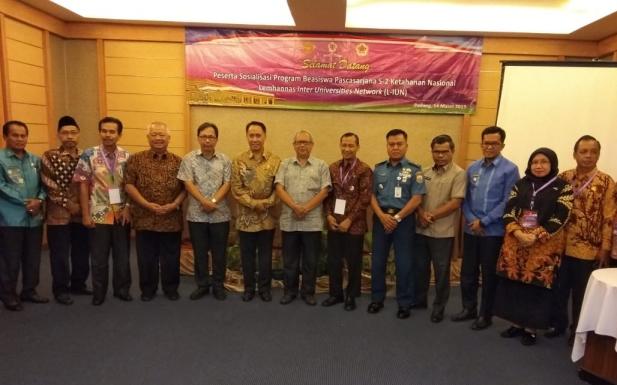 Lemhannas RI Fasilitasi Beasiswa S2 Untuk ASN, TNI, Polri Sumbar