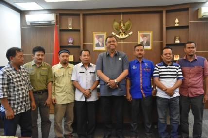 Ketua DPRD Sumbar Imbau Pemda Dukung Program Pamsimas.