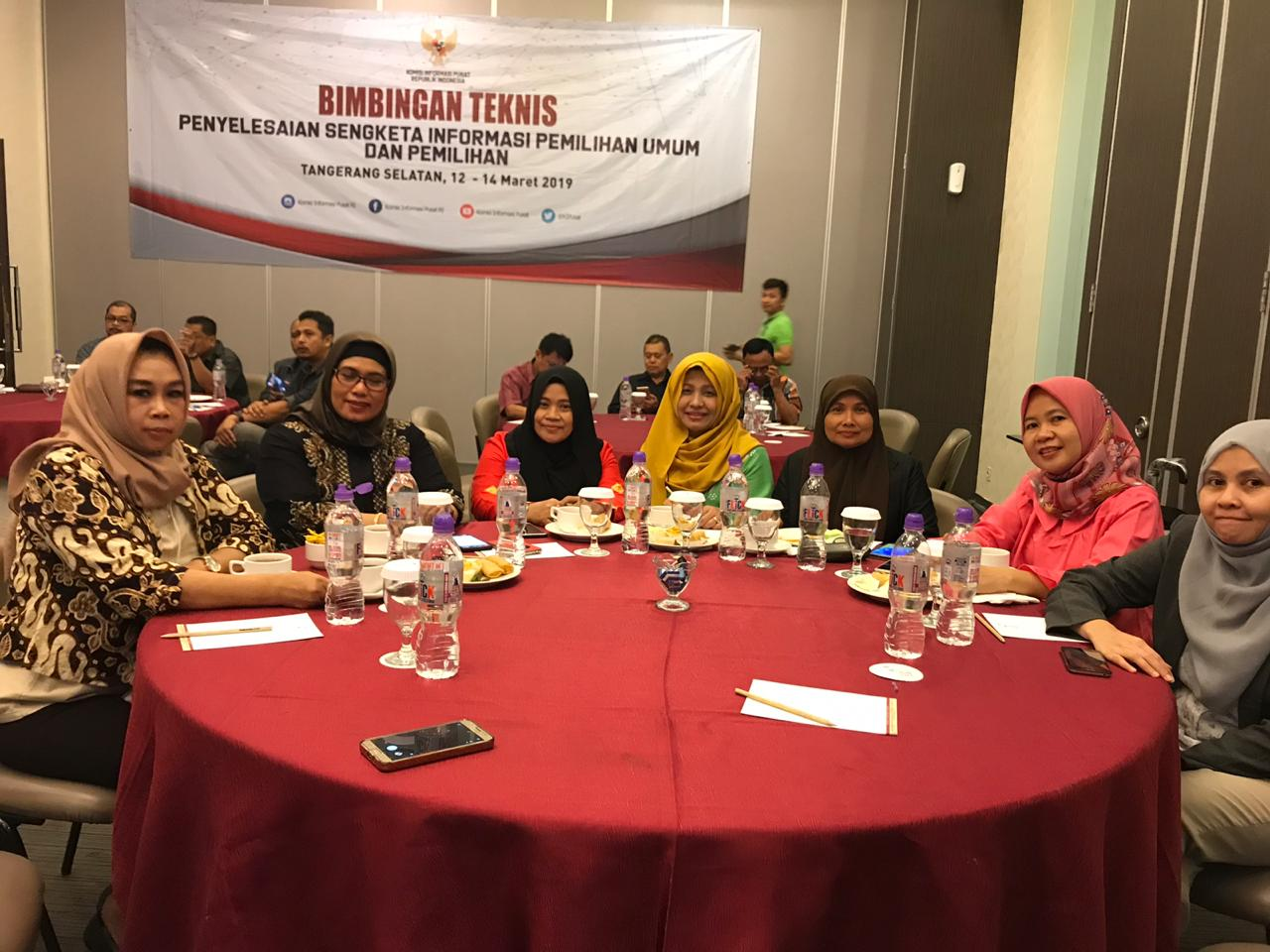 Komisi Informasi Se-Indonesia Siap Kawal Transparansi Pemilu 2019