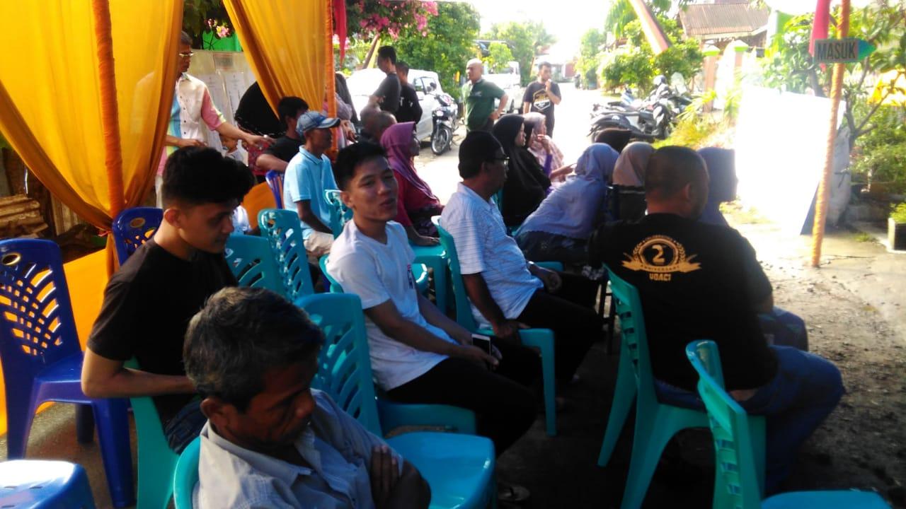 Rela Antre Demi Suksesnya Penyelenggaraan Pesta Demokrasi