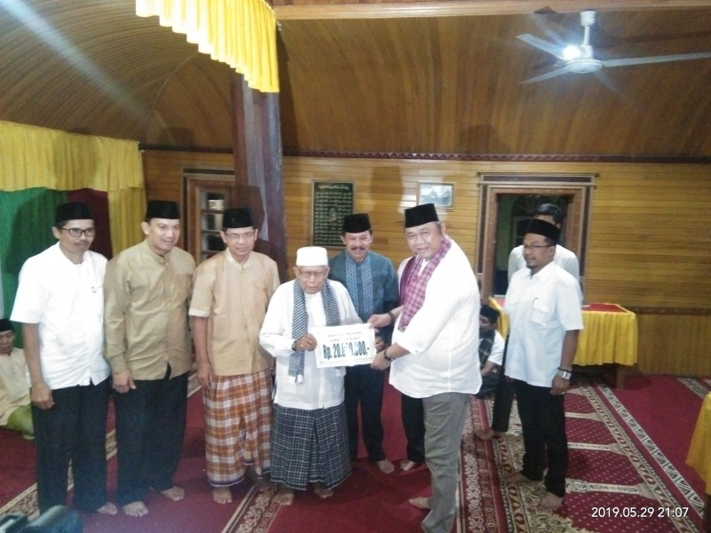 DPRD Sumbar Soroti Penerangan Jalan Lingkung Kota Padangpanjang