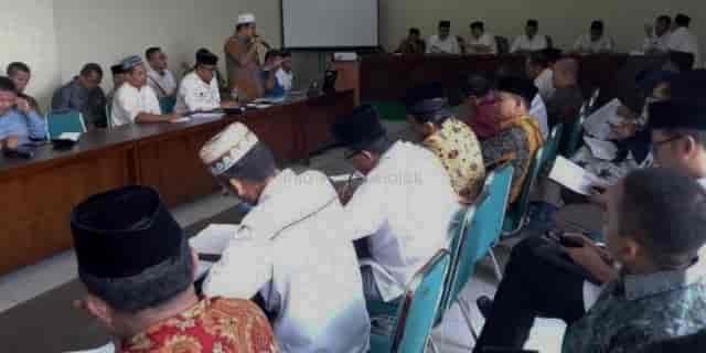 Pantau Kesiapan Tuan Rumah, Wagub Buka Technical Meeting MTQ