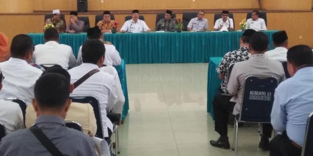MTQ Ke-38 Tingkat Sumatera Barat Sudah Diambang Pintu