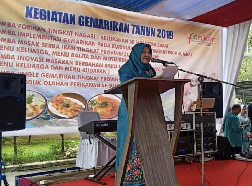 Forikan Sumbar Gelar Rangkaian Lomba Gemarikan 2019
