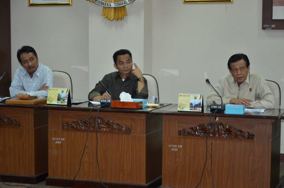 Ranperda tentang Perubahan Peraturan Daerah (Perda) Nomor 3 Tahun 2014 tentang Rencana Induk Pembangunan Pariwisata Berpotensi Gaet APBN