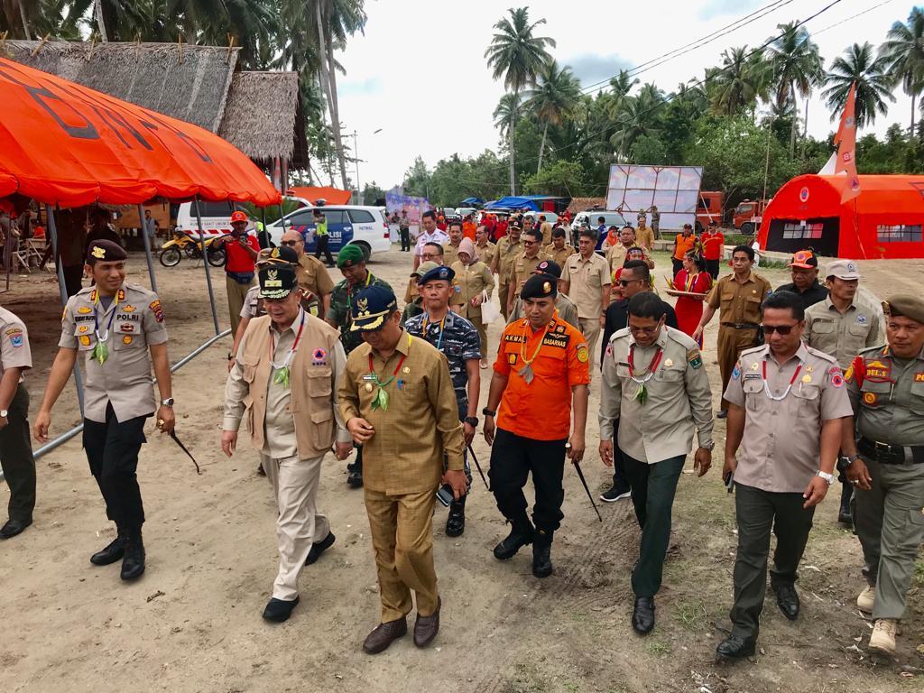 Jambore PRB KE VI 2019, Tingkatkan Kapasitas Masyarakat Kurangi Resiko Bencana