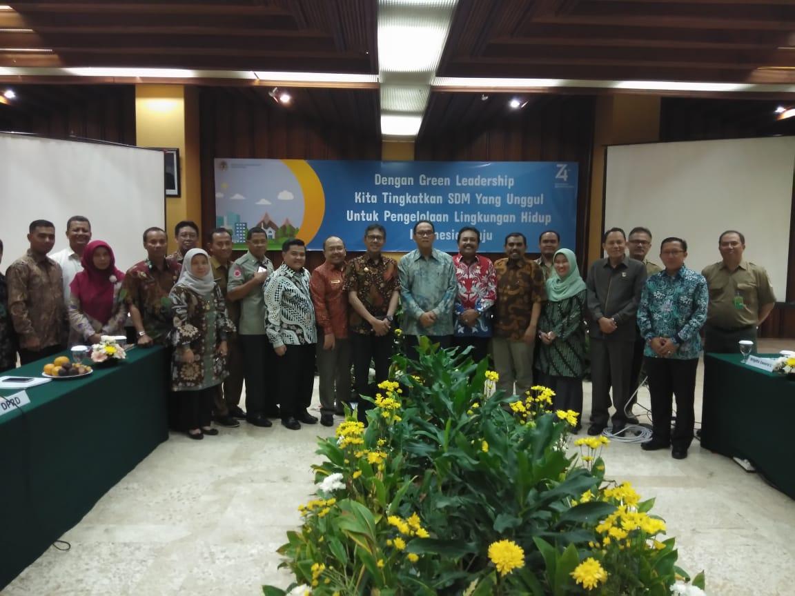 Optimis Raih Anugerah Nirwasita Tantra, Gubernur Paparkan Kebijakan Pengelolaan Lingkungan Pemprov Sumbar