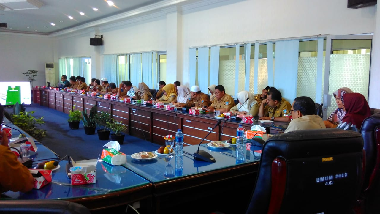 Kabupaten Pasbar Siapkan Tanda Tangan Digital