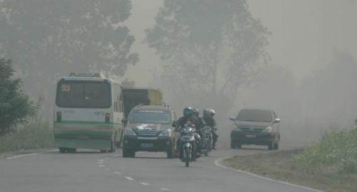 Kualitas Udara Buruk, Pemprov Sumbar Minta Warga Kurangi Kegiatan Luar Ruang