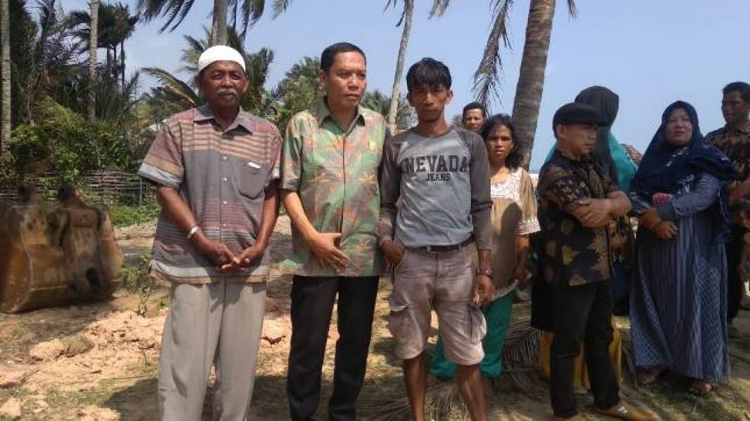 Kunjungan Perdana Anggota DPRD Sumbar Dapil 8 Sekaligus Silaturahim