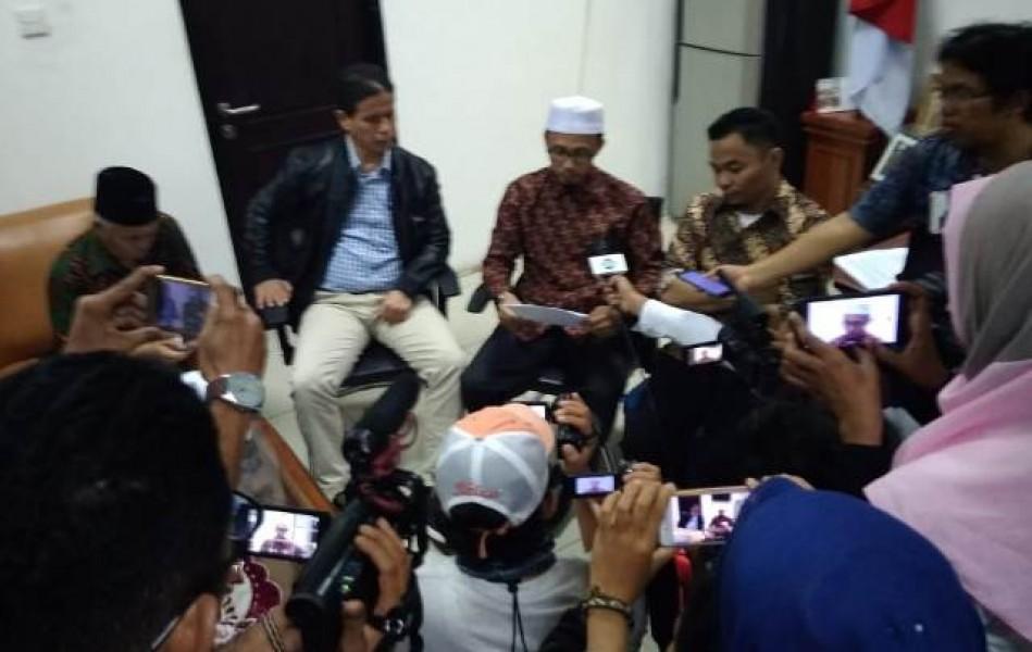Pembersihan Gedung DPRD Sumbar Dilakukan Tunggu Selesai Penyelidikan