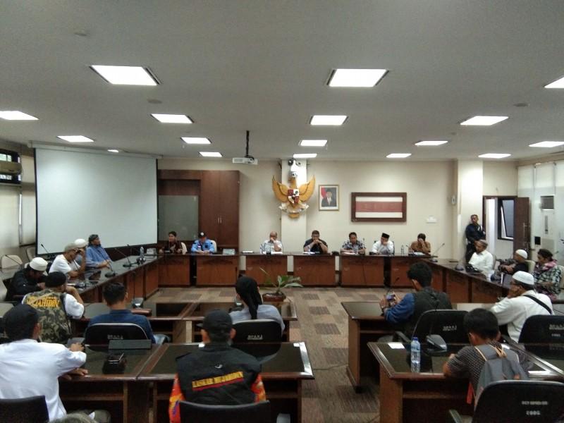 FMM Minta DPRD Sumbar Surati DPR-RI Perihal Kerusuhan Wamena