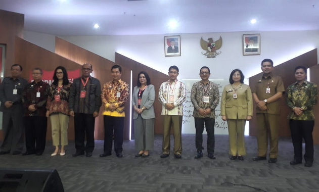 Anggota DPRD Sumbar Ikuti Orientasi di BPSDM Kemendagri