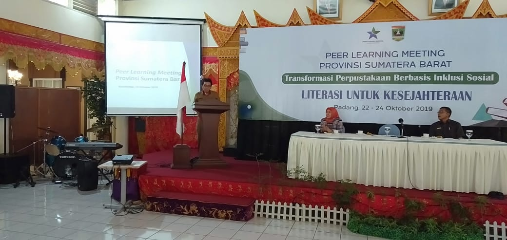 PEER LEARNING MEETING PROVINSI SUMATERA BARAT