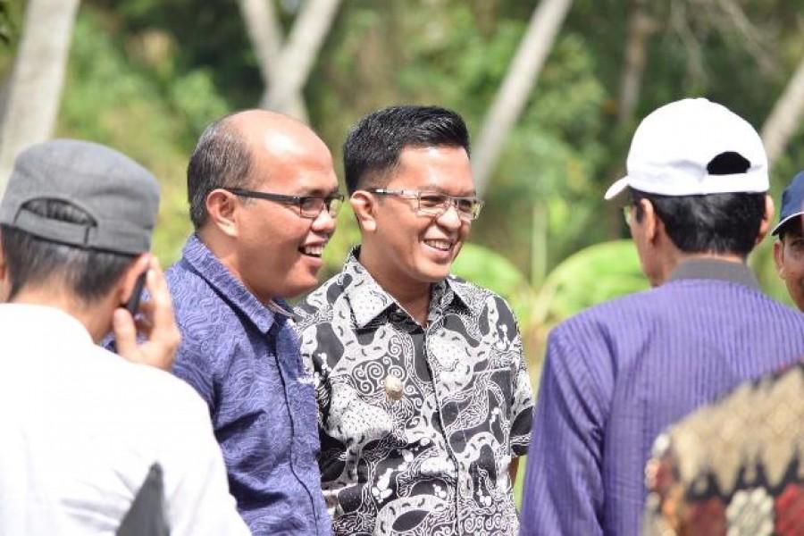 Pimpinan dan Anggota DPRD Dapil 5 Kunjungi Payakumbuh