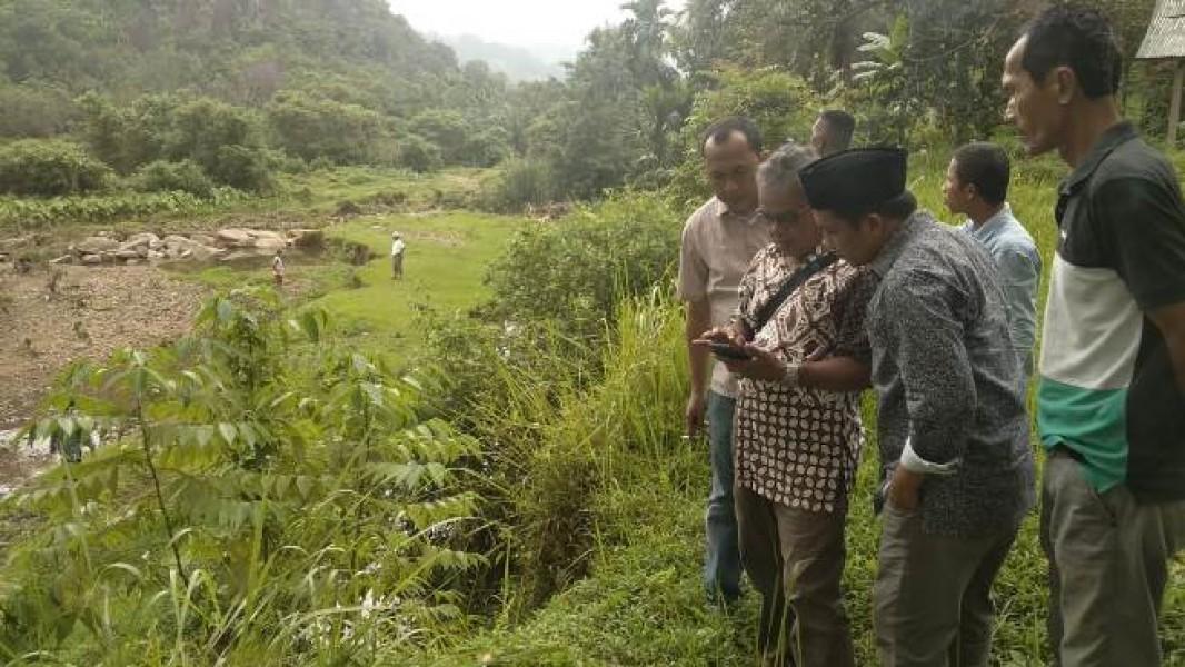 Banjir Selalu Mengancam, Penanganan Batang Lumpo Prioritas
