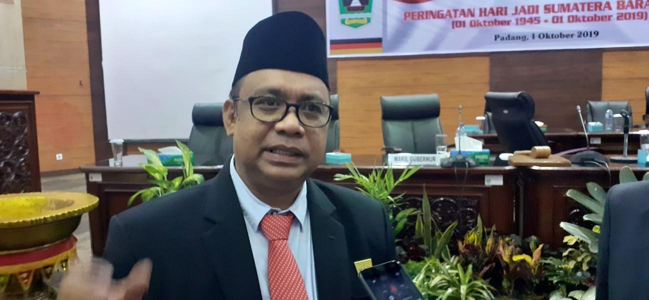 Komisi IV DPRD Sumbar Sorot Penurunan Anggaran BPBD