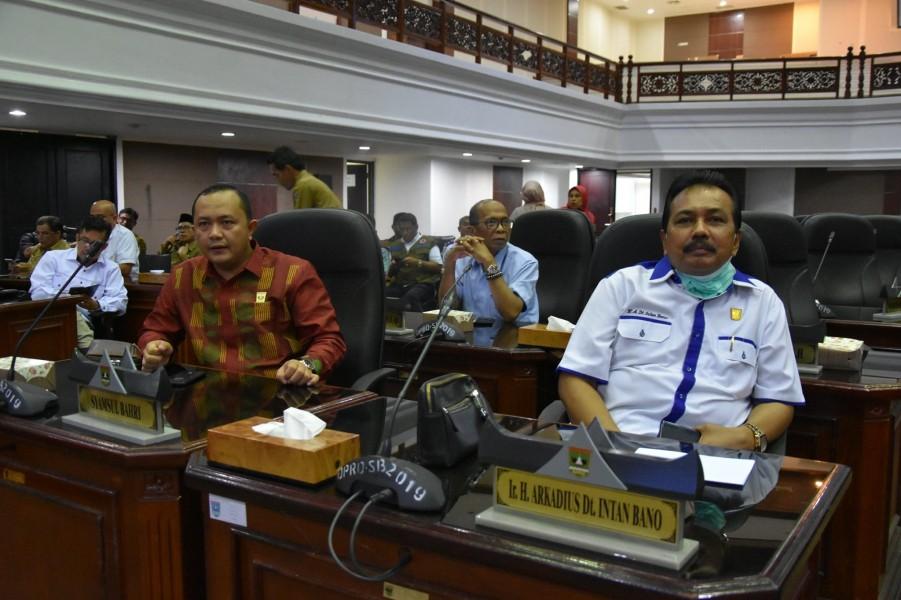 Komisi II DPRD Sumbar: Produksi Pertanian Dalam Daerah Harus Ditingkatkan