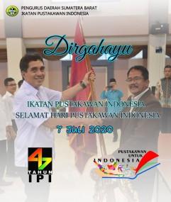 Hari Pustakawan Indonesia ke 47 Tahun