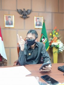 Gubernur : Aparatur Pemerintahan, Masuk Sumbar Wajib SWAB