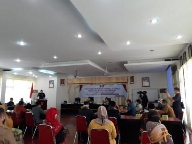 Komisi III DPRD Sosialisasi Perda AKB di Agam