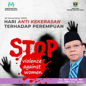 Hari Anti Kekerasan Terhadap Perempuan