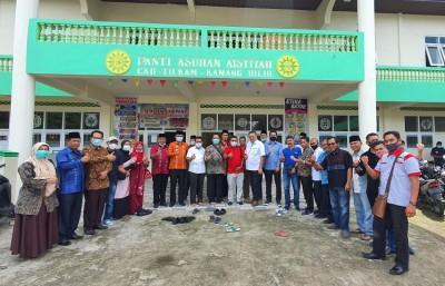 Komisi 1 DPRD Sumbar Puji Data dan Penyaluran BLT di Kamang Hilia