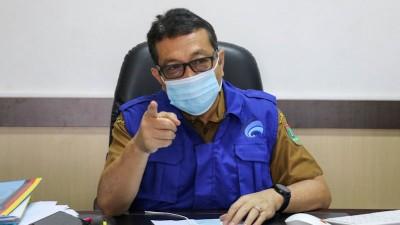 UPDATE ZONASI Kabupaten Kota di Sumatera Barat Minggu ke 43 Pandemi Covid-19 (Periode 03 Januari 2021 - 09 Januari 2021)