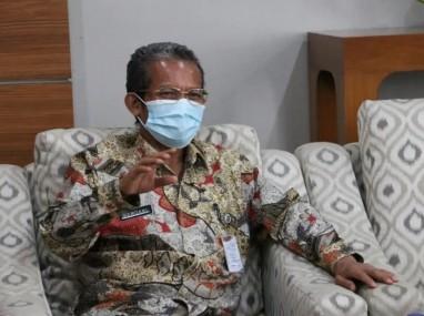 Pj Gubernur Sumbar Hamdani Fokus Penanganan Covid-19