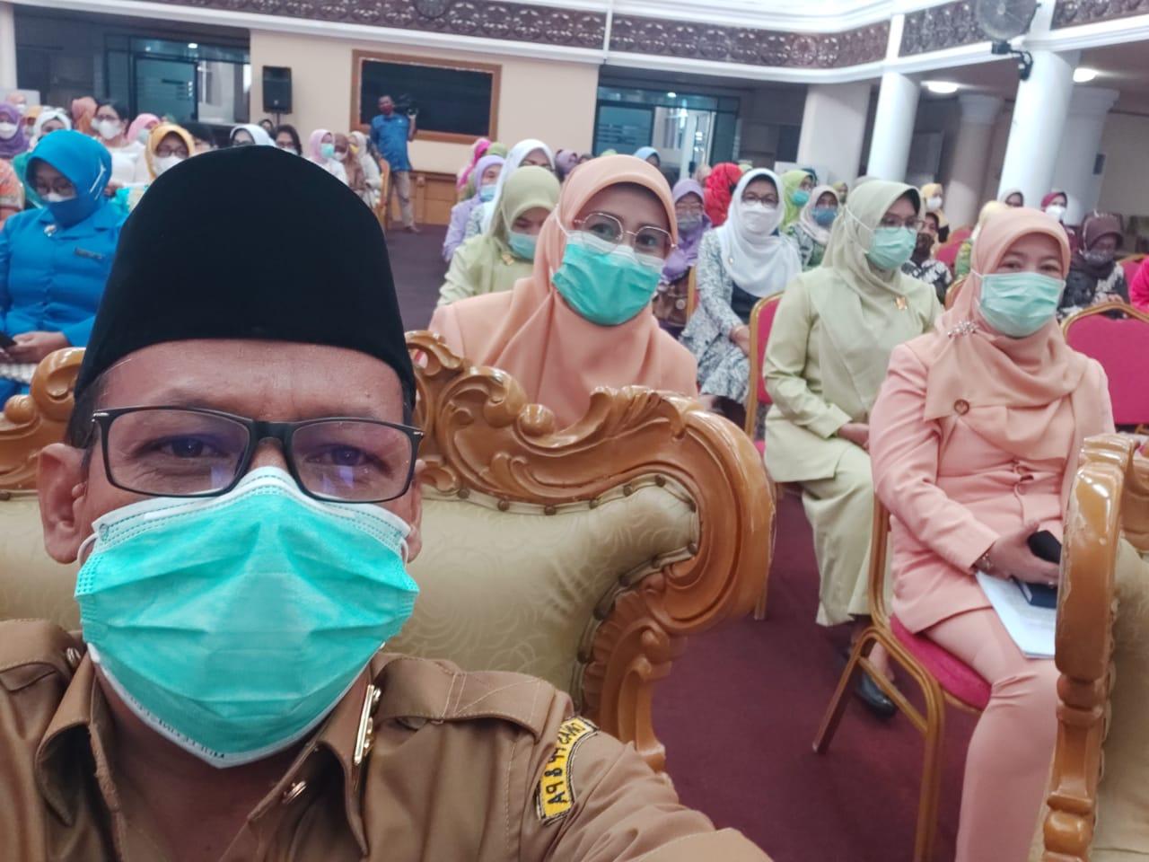 Rapat Persiapan Penilaian Anugrah Parahita Ekapraya (APE)