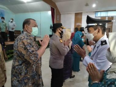 Dilantik, 8 Kades Baru Sawahlunto Hasil Pilkades Serentak 2021