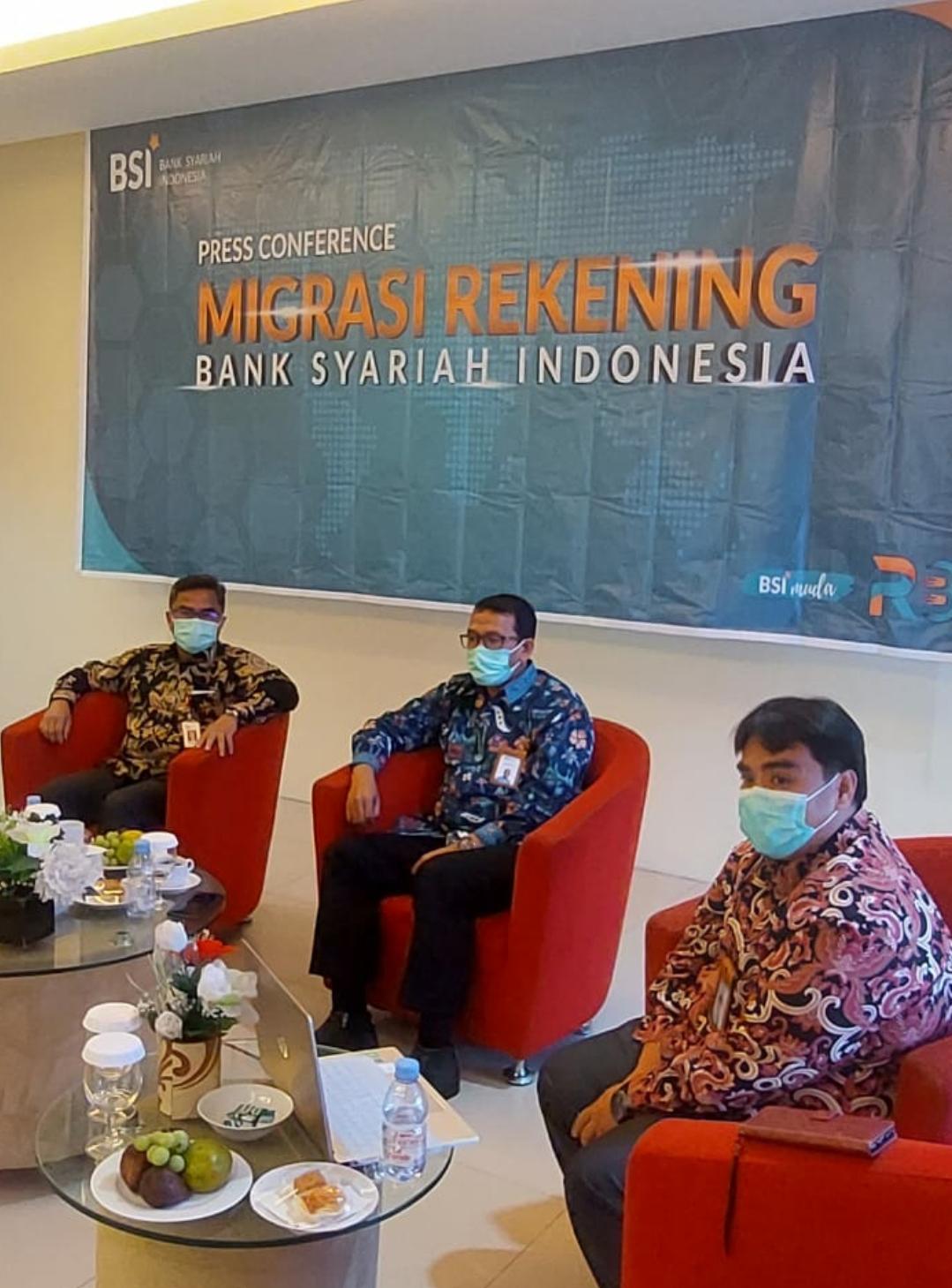 BSI Siap Migrasikan 700 Ribu Nasabah di Region III Palembang