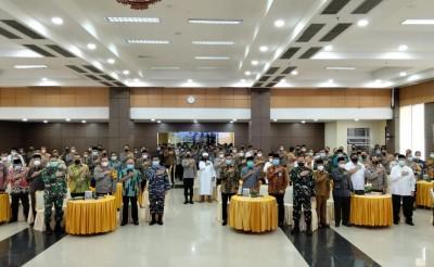 Bupati dan Walikota se Sumbar Deklarasi Mendukung Nagari Tageh