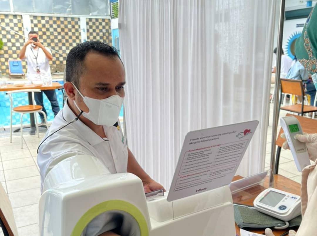 BPC HIPMI Kota Padang dan Wardah Gelar Vaksinasi Covid-19 Bagi Pelaku Usaha