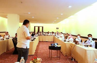 Singkronisasi Rencana Strategis, Diskominfotik Sumbar Gelar Forum Perangkat Daerah