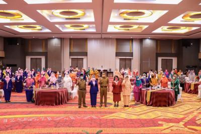 Organisasi Perempuan Mendorong Tingkatkan Partisipasi Pembangunan