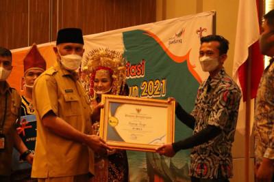 Apresiasi Kelompok Sadar Wisata, Gubernur: Pokdarwis adalah Penentu Keberhasilan Wisata di Sumbar