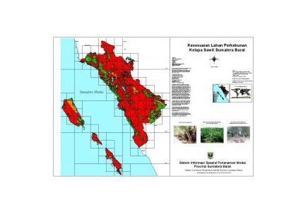 Sistem Informasi Spasial Penanaman Modal Sumatera Barat