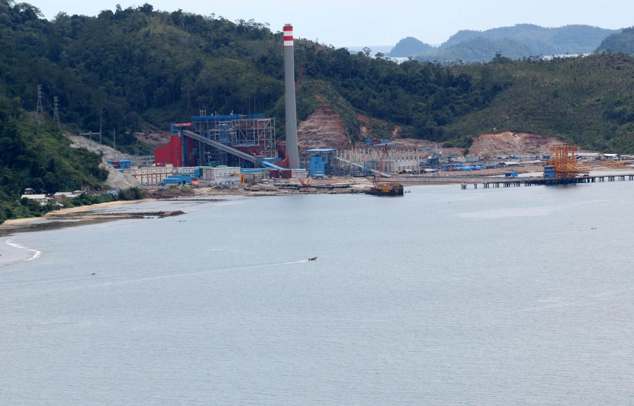 PLTU Teluk Sirih Sudah Hasilkan Daya 112 MW