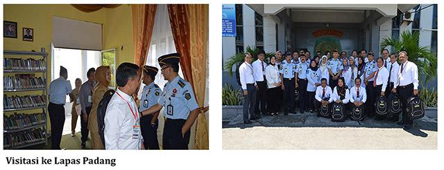 Kegiatan Diklat Kepimpinan Tk. III Provinsi Sumatera Barat