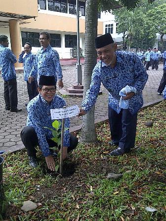 Peringatan Hari Konservasi Alam Nasional (HKAN) Tahun 2014 di Sumatera Barat