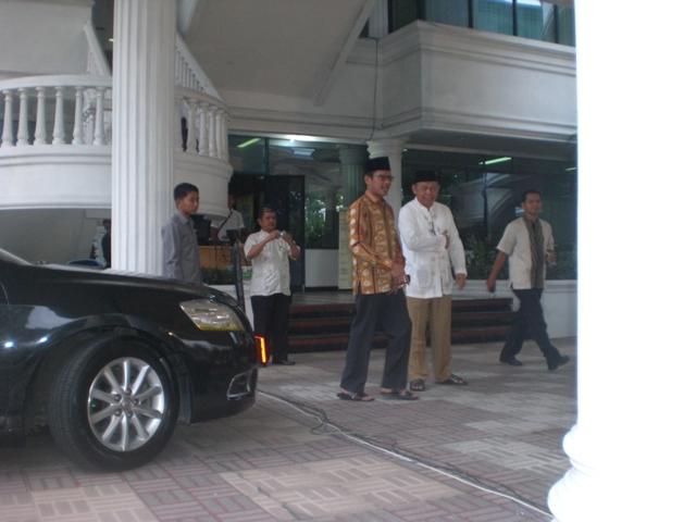Kunjungan Gubernur