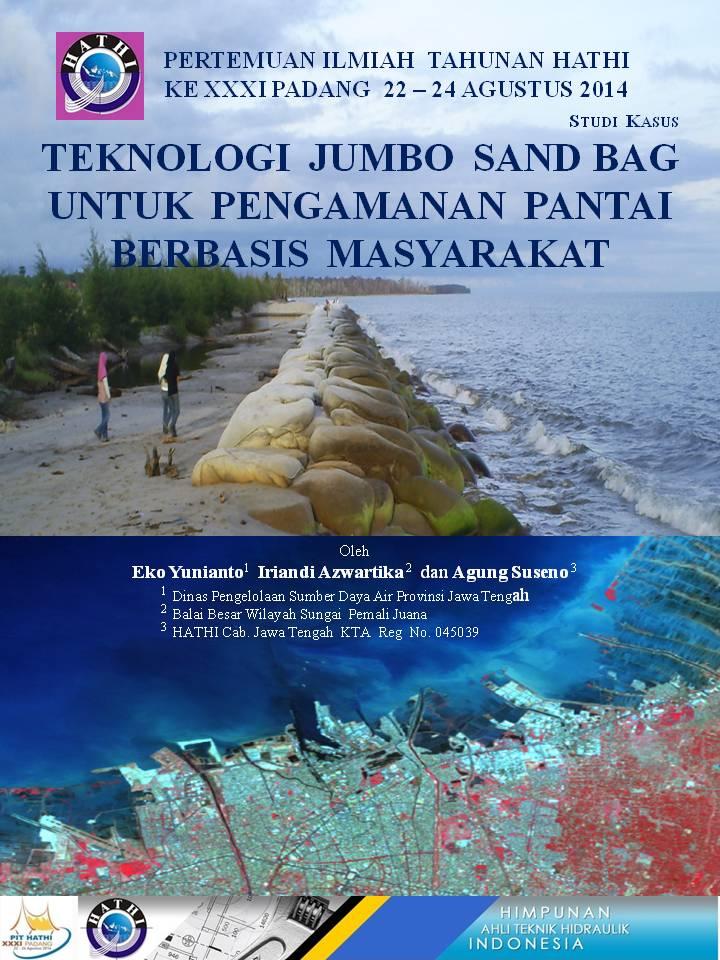 Teknologi Jumbo Sand Bag