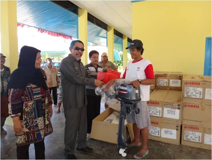 Foto-foto kegiatan Dinas Kelautan dan Perikanan Provinsi Sumatera Barat Tahun 2014