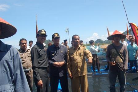 Pengembangan Kerapu di Sumatera Barat