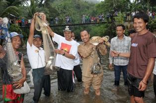 Pembudidaya Ikan Sukses